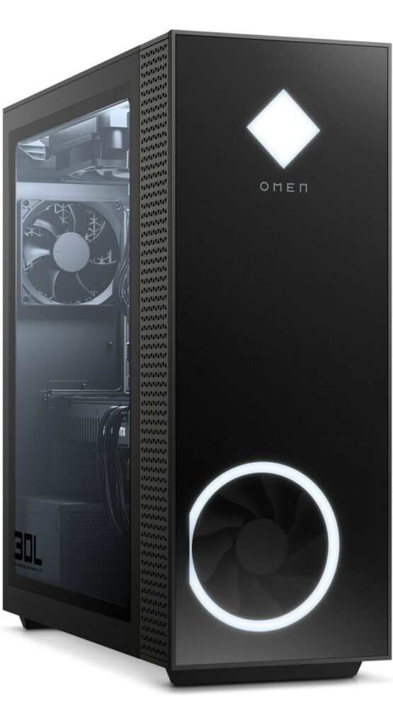 HP OMEN 30L GT13-0055na Core i7 Gaming Desktop PC for Minecraft game